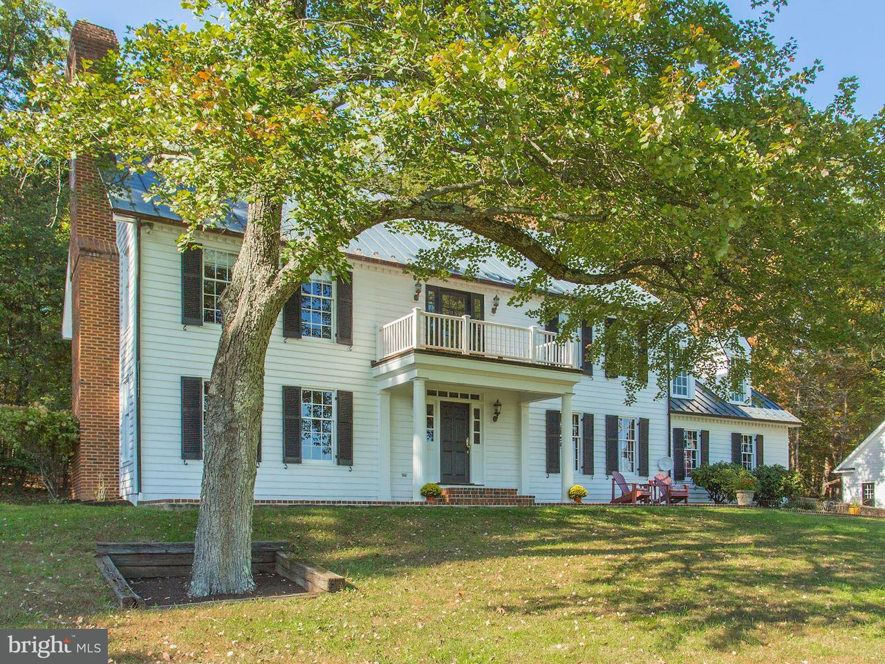 Single Family for Sale at 37775 Hughesville Rd Purcellville, Virginia 20132 United States