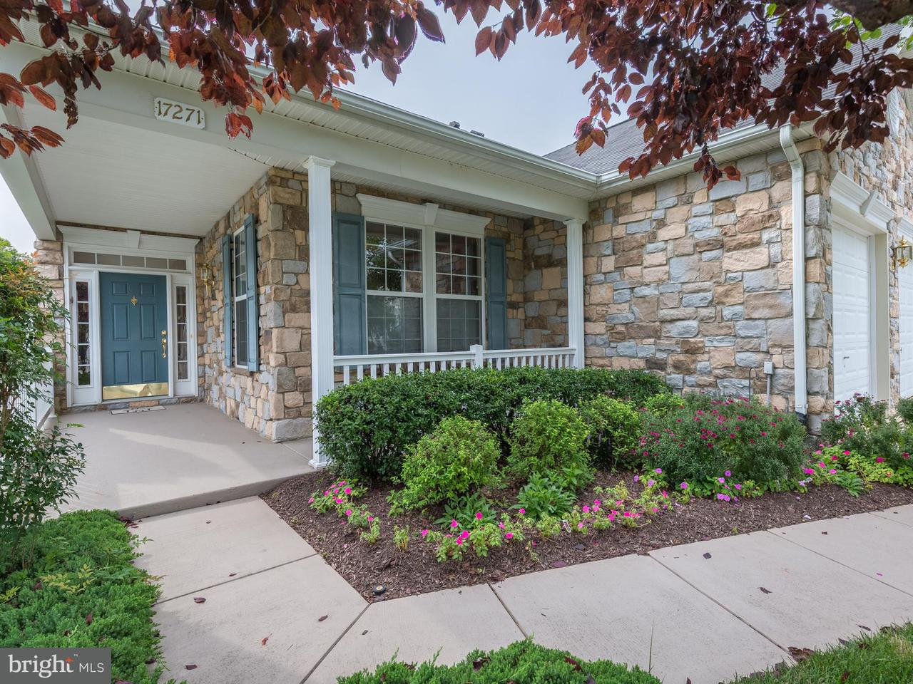 Photo of home for sale at 17271 Four Seasons Drive, Dumfries VA