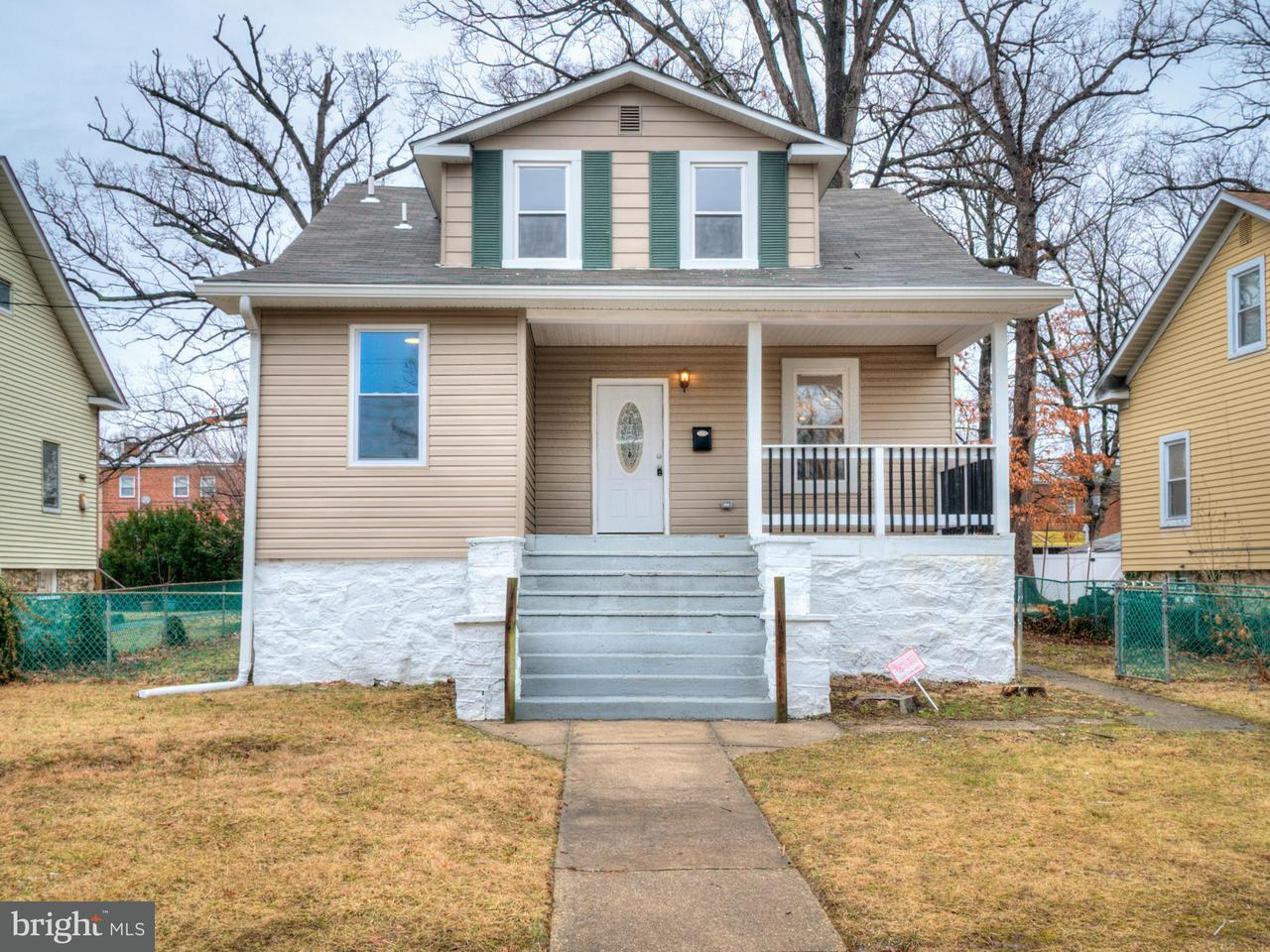 Single Family for Sale at 5611 Gist Ave Baltimore, Maryland 21215 United States