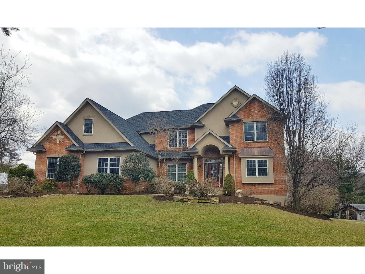 Частный односемейный дом для того Продажа на 209 HILLVIEW Circle Leesport, Пенсильвания 19533 Соединенные Штаты