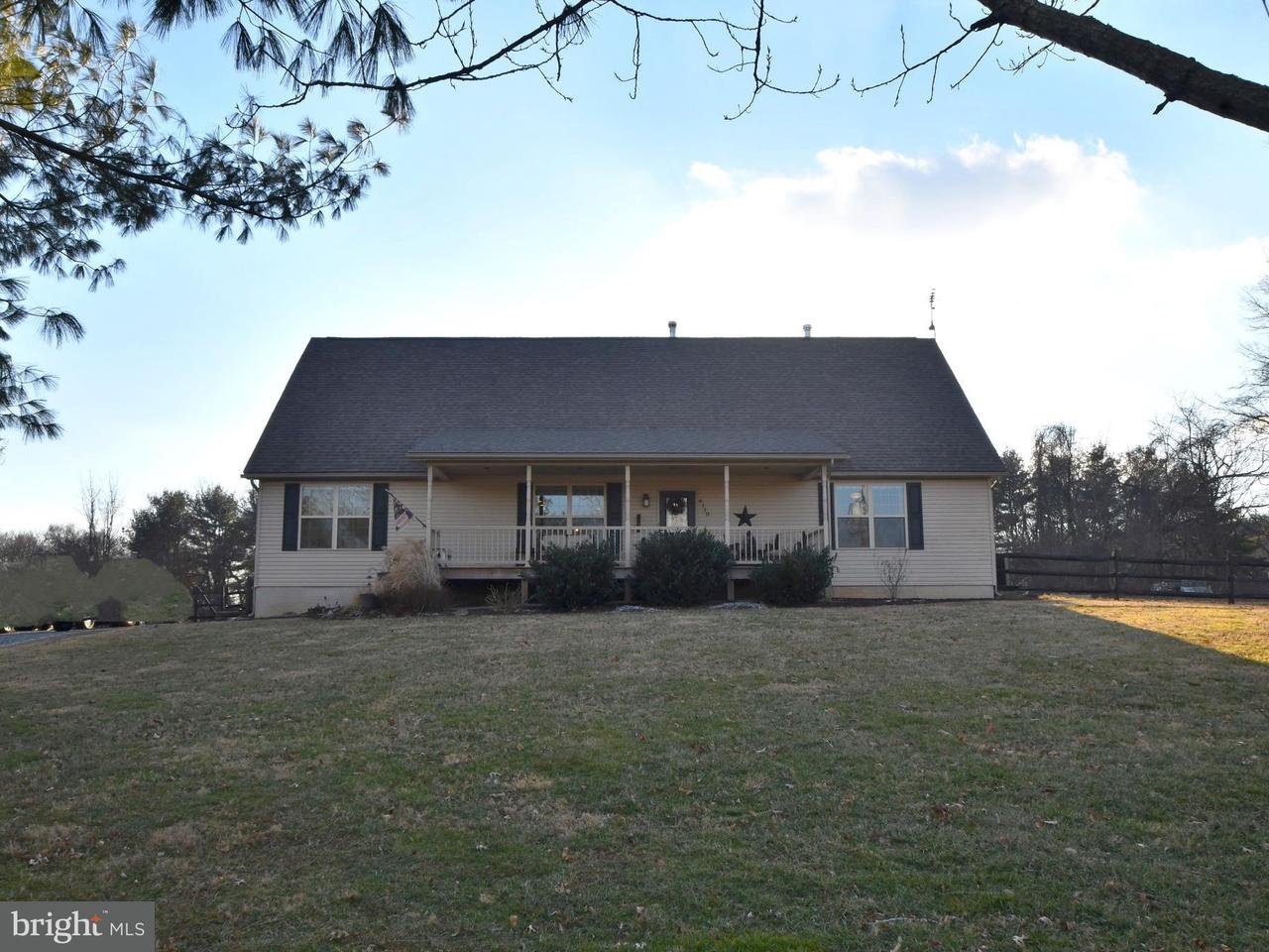 Casa Unifamiliar por un Venta en 4110 Mcnabb Road 4110 Mcnabb Road Whiteford, Maryland 21160 Estados Unidos