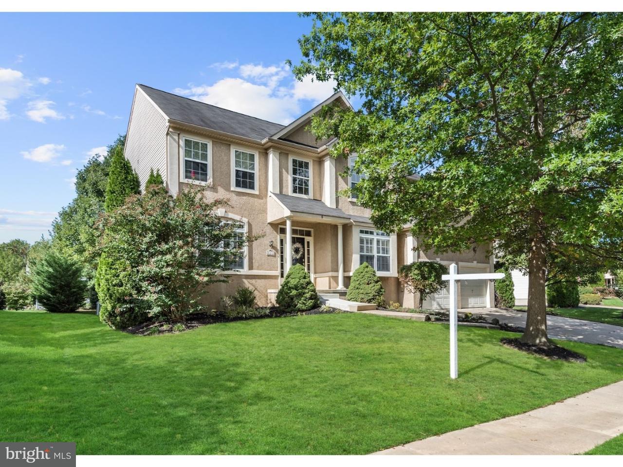 Tek Ailelik Ev için Satış at 5 ASCOT Drive Cinnaminson Township, New Jersey 08077 Amerika Birleşik Devletleri