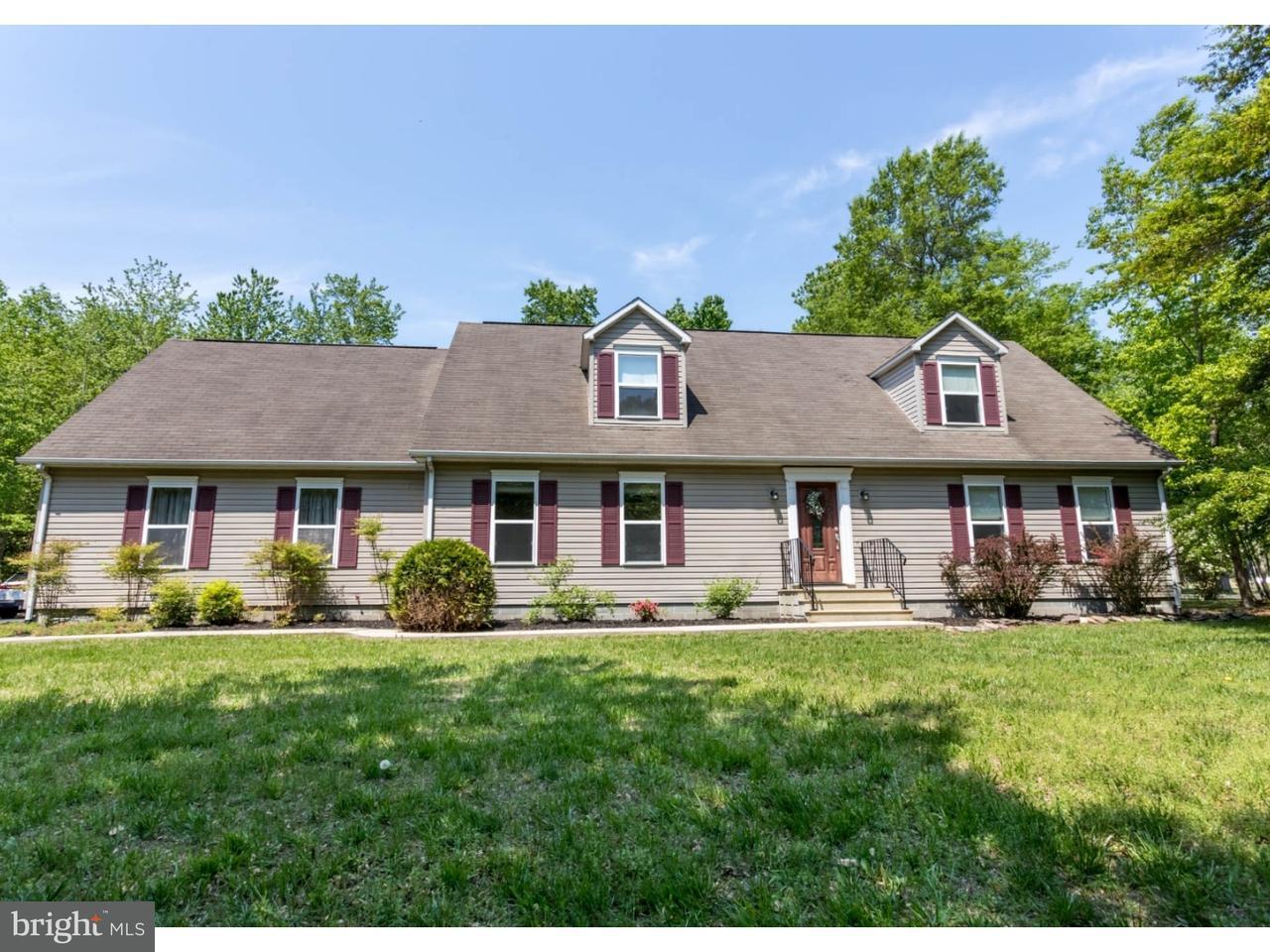 独户住宅 为 销售 在 17065 SPRUCE Road 埃伦代尔, 特拉华州 19941 美国