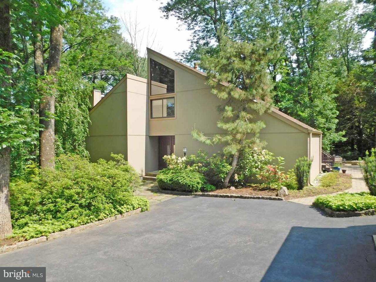 Maison unifamiliale pour l Vente à 8 HEMLOCK Lane Ewing Township, New Jersey 08628 États-UnisDans/Autour: Ewing Township