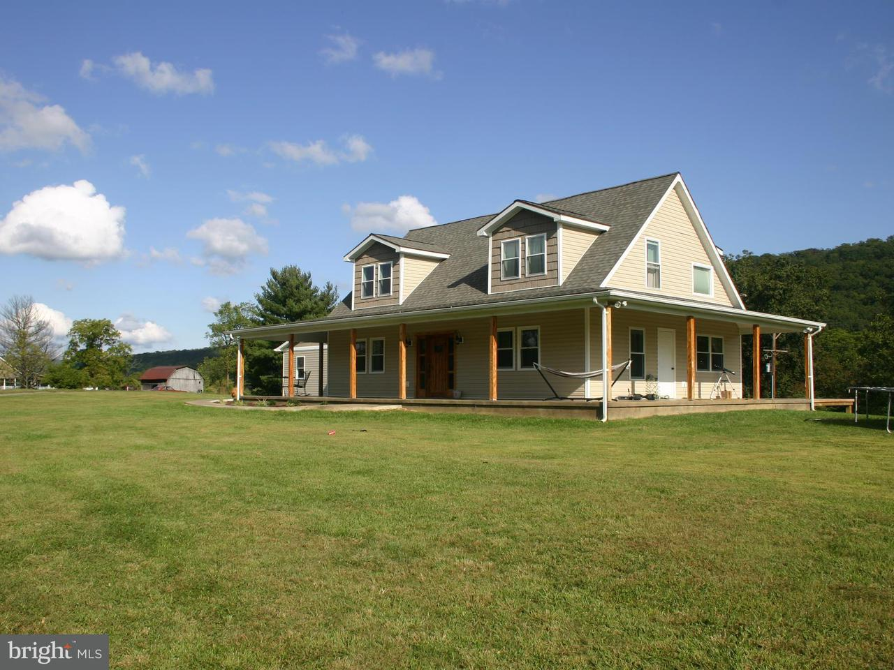 Single Family for Sale at 68 Hilda Dr Green Spring, West Virginia 26722 United States