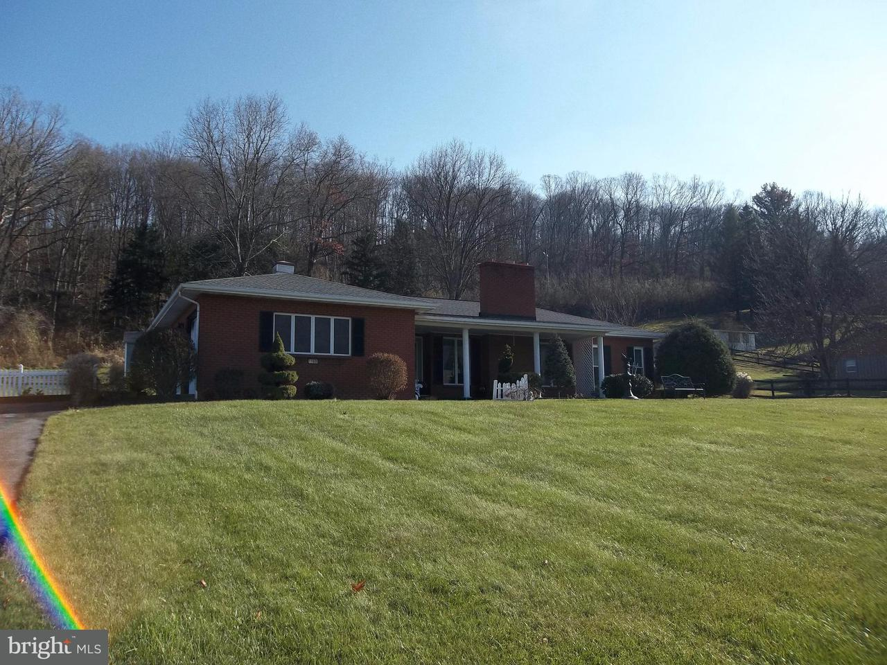 Single Family for Sale at 11608 Cash Valley Rd Corriganville, Maryland 21524 United States