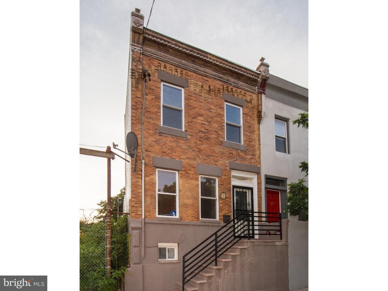 Σπίτι στην πόλη για την Πώληση στο 1024 S 25TH Street Philadelphia, Πενσιλβανια 19146 Ηνωμενεσ Πολιτειεσ