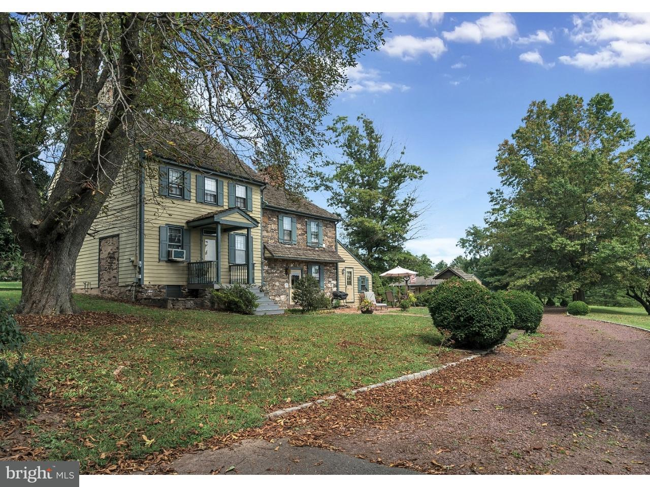 Single Family Home for Sale at 1258 BEAR TAVERN Road Hopewell Township, New Jersey 08560 United StatesMunicipality: Hopewell Township