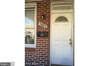 Single Family for Sale at 3407 Ravenwood Ave Baltimore, Maryland 21213 United States