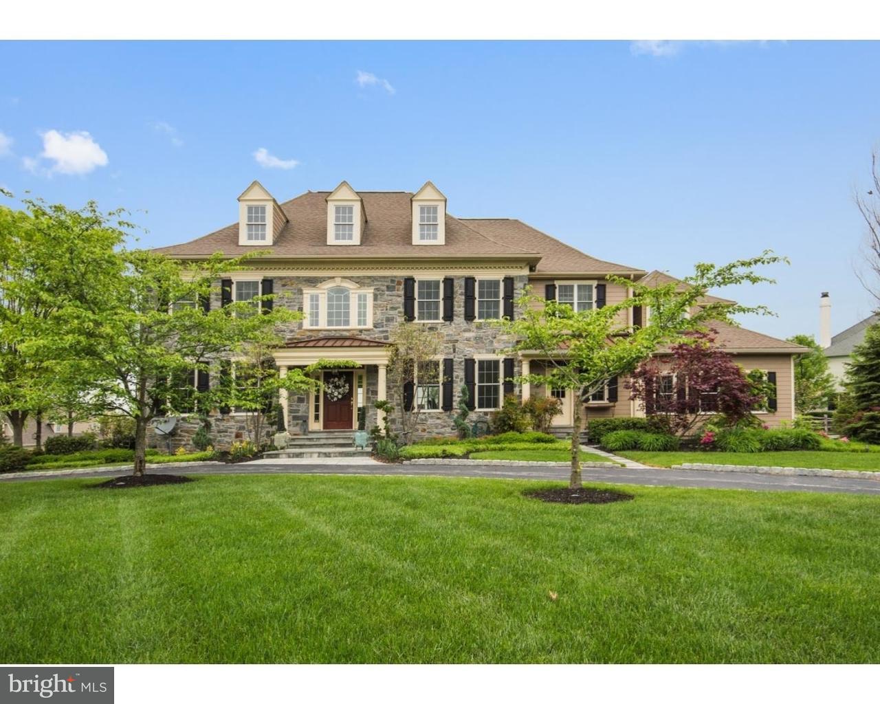 Maison unifamiliale pour l Vente à 103 WAVERLY Circle Phoenixville, Pennsylvanie 19460 États-Unis
