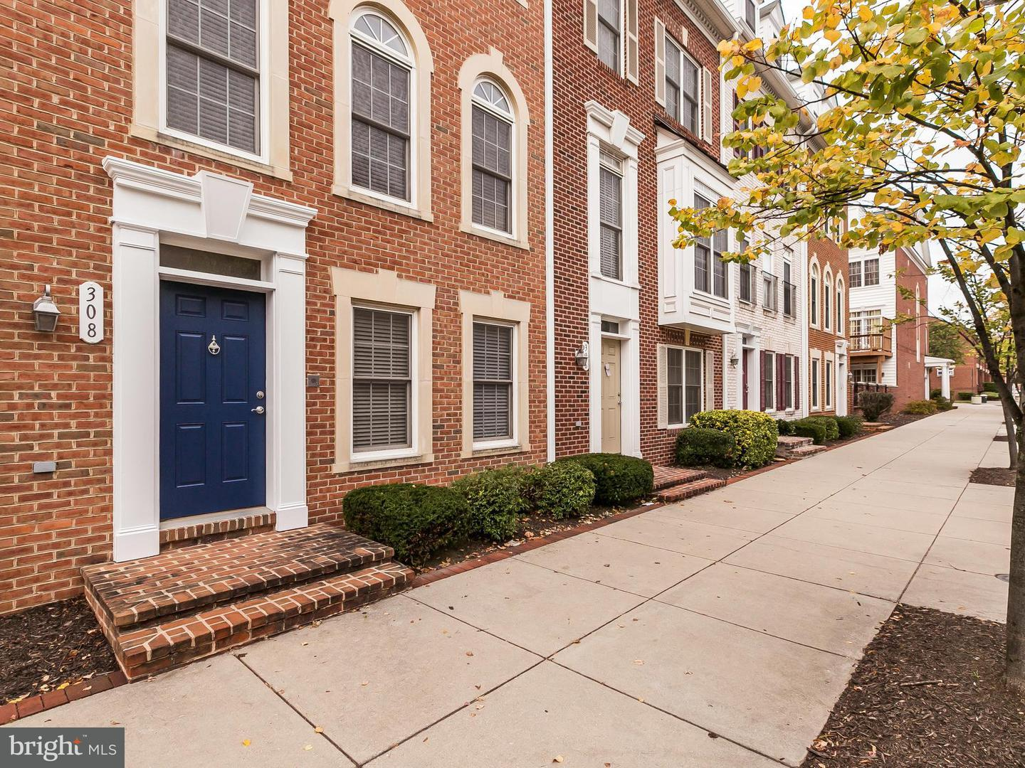 Single Family for Sale at 308 Scott St Baltimore, Maryland 21230 United States