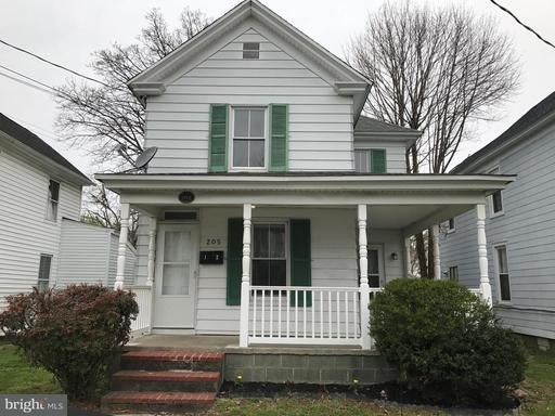 Property for sale at 205 West End Ave, Cambridge,  MD 21613