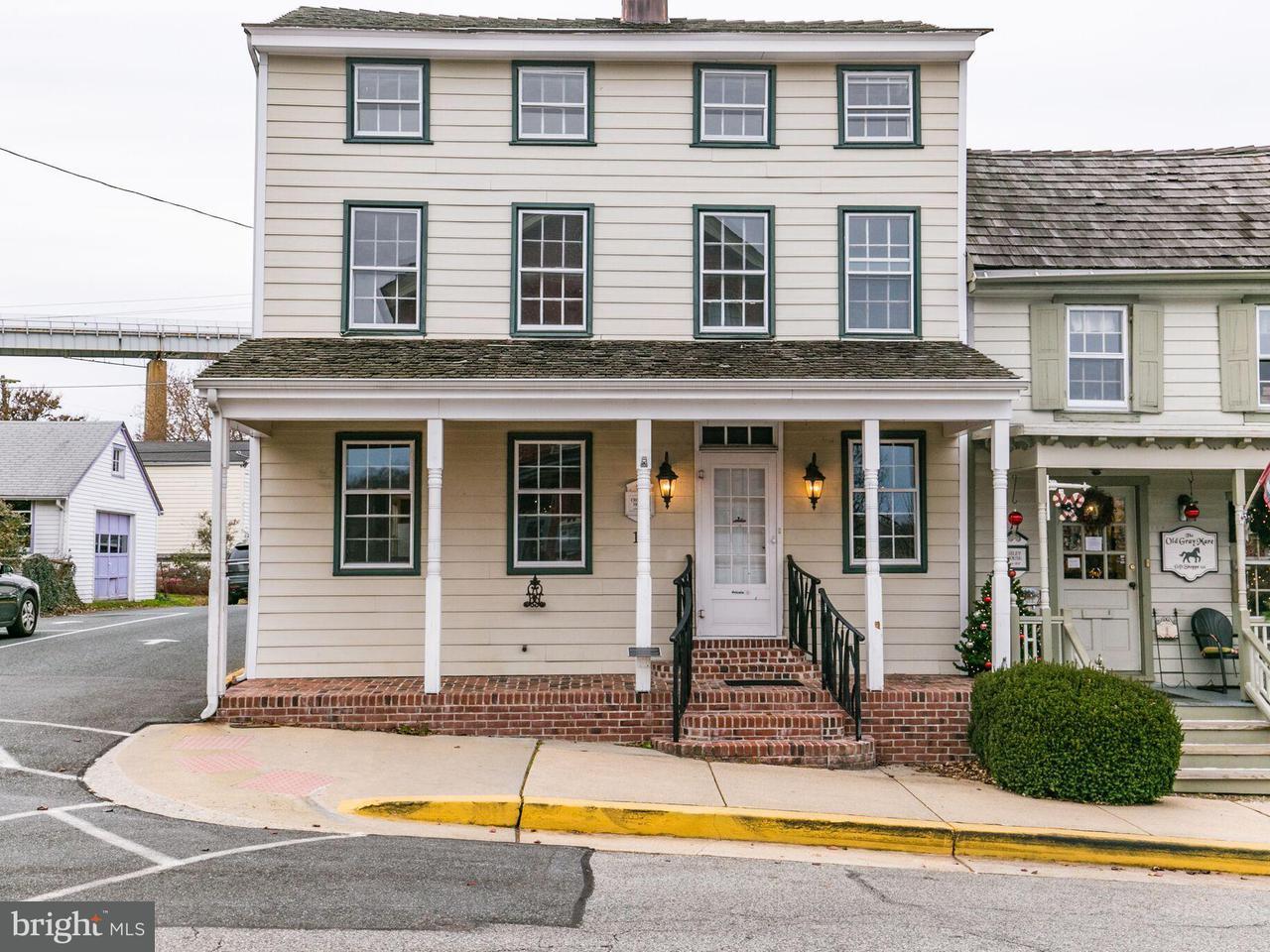 商用 為 出售 在 19 Bohemia Avenue 19 Bohemia Avenue Chesapeake City, 馬里蘭州 21915 美國
