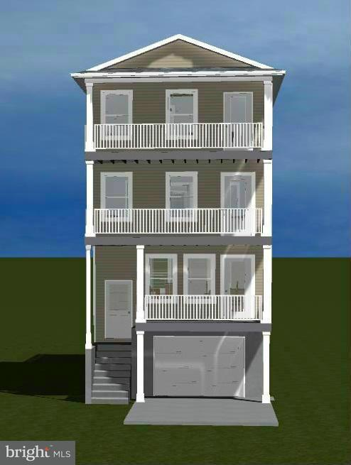 Single Family for Sale at 4152 9th St North Beach, Maryland 20714 United States