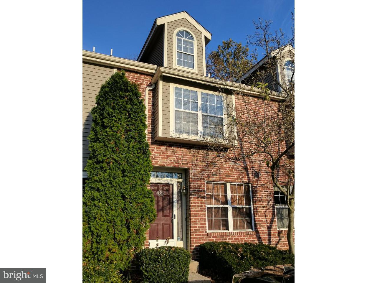 Townhouse for Rent at 305 CHESWOLD Court Chesterbrook, Pennsylvania 19087 United States