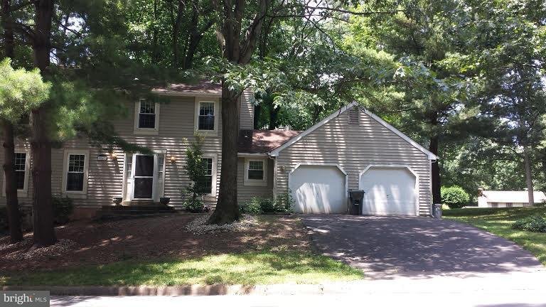 Photo of home for sale at 5847 New England Woods Drive, Burke VA