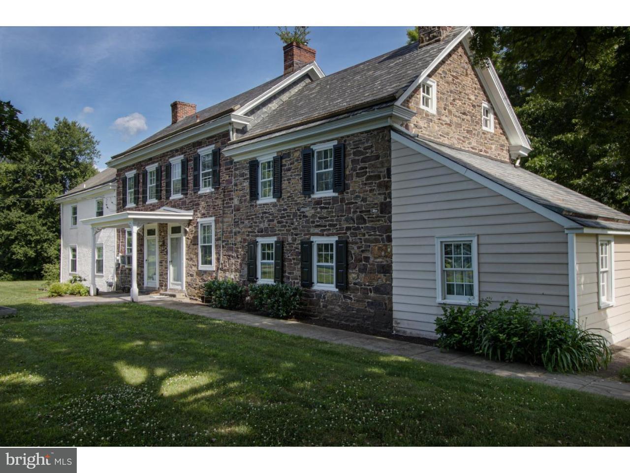 Частный односемейный дом для того Продажа на 841 DURHAM Road Newtown, Пенсильвания 18940 Соединенные Штаты