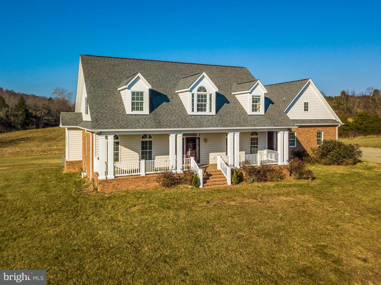 Single Family Home for Sale at 4214 Waterford Road 4214 Waterford Road Amissville, Virginia 20106 United States