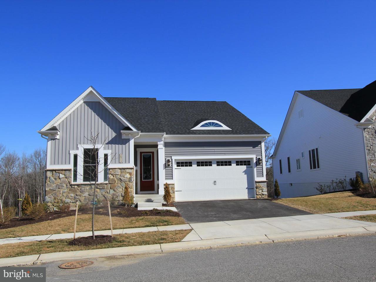 Частный односемейный дом для того Продажа на 2972 Levee Drive 2972 Levee Drive Odenton, Мэриленд 21113 Соединенные Штаты
