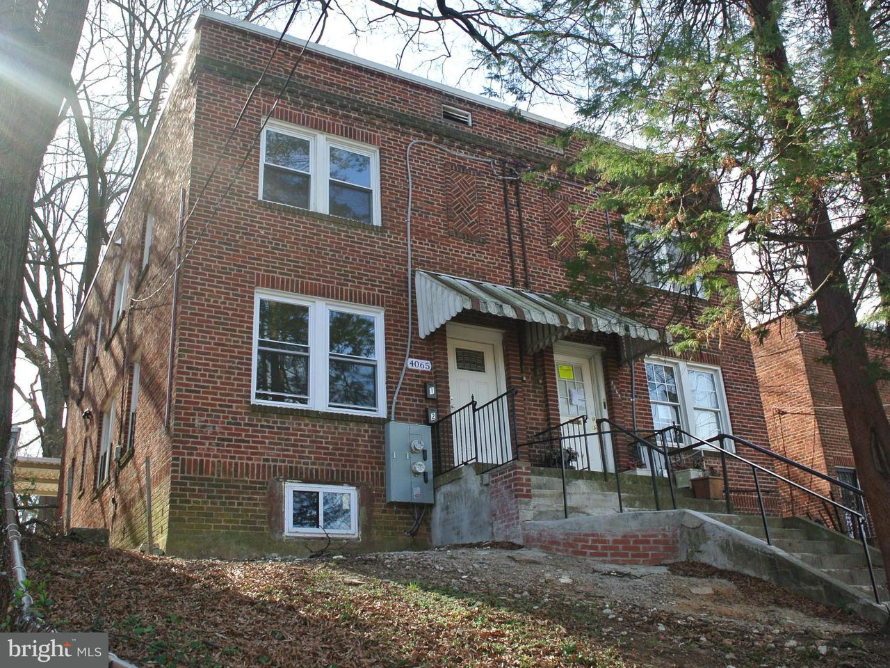 Single Family for Sale at 4063 Grant St NE #1 Washington, District Of Columbia 20019 United States