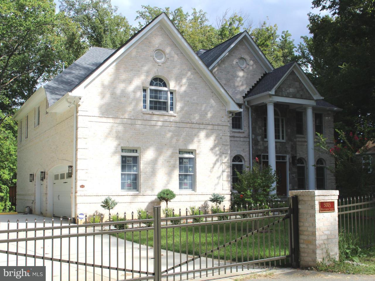 Eensgezinswoning voor Verkoop een t 5005 Montgomery Street 5005 Montgomery Street Annandale, Virginia 22003 Verenigde Staten