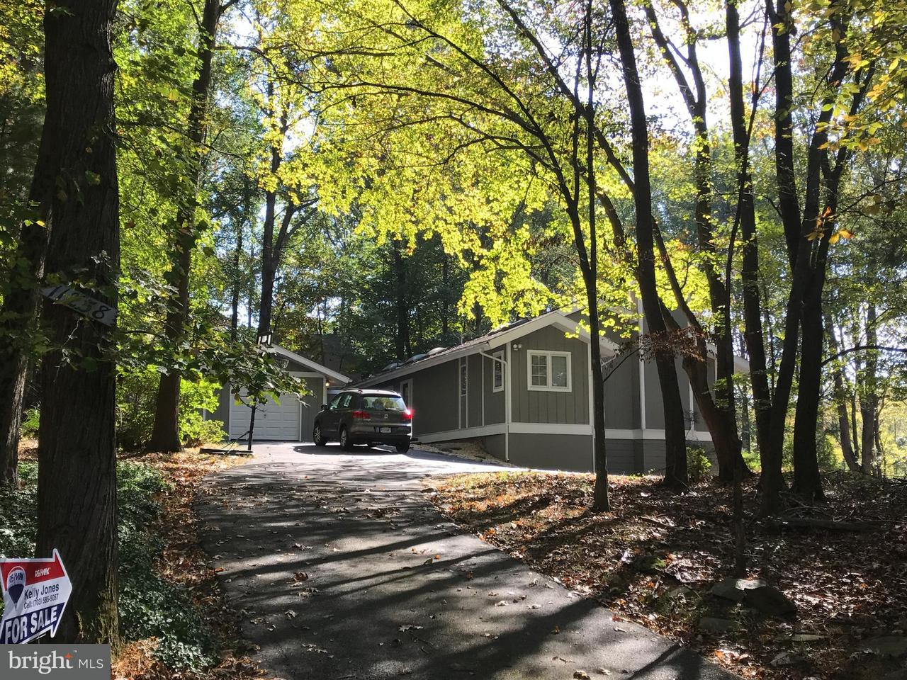 Casa Unifamiliar por un Venta en 11258 Oakton Road 11258 Oakton Road Oakton, Virginia 22124 Estados Unidos