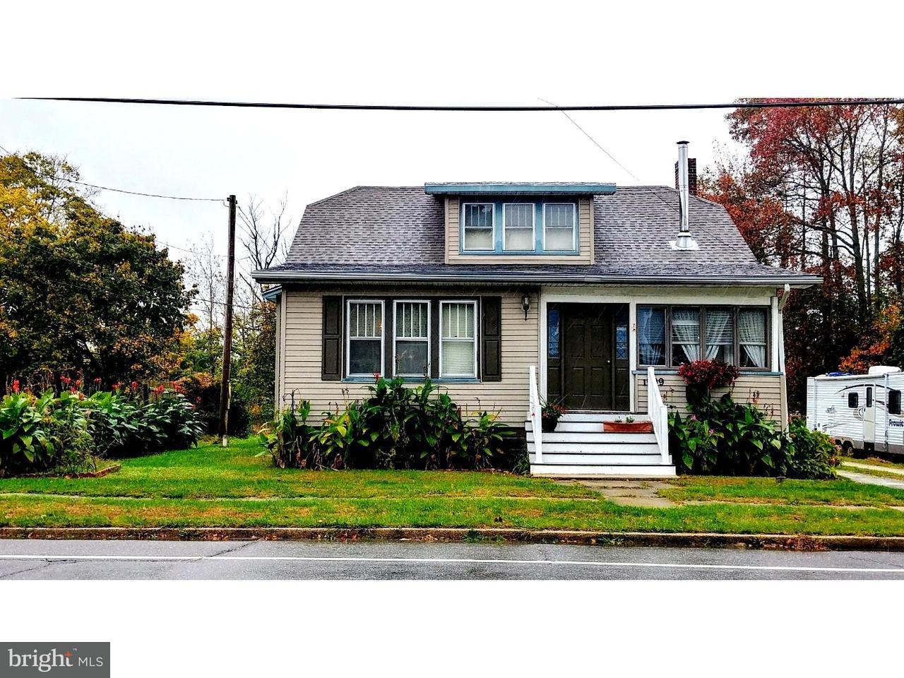 Single Family Home for Sale at 1909 NORTH Avenue Port Norris, New Jersey 08349 United States