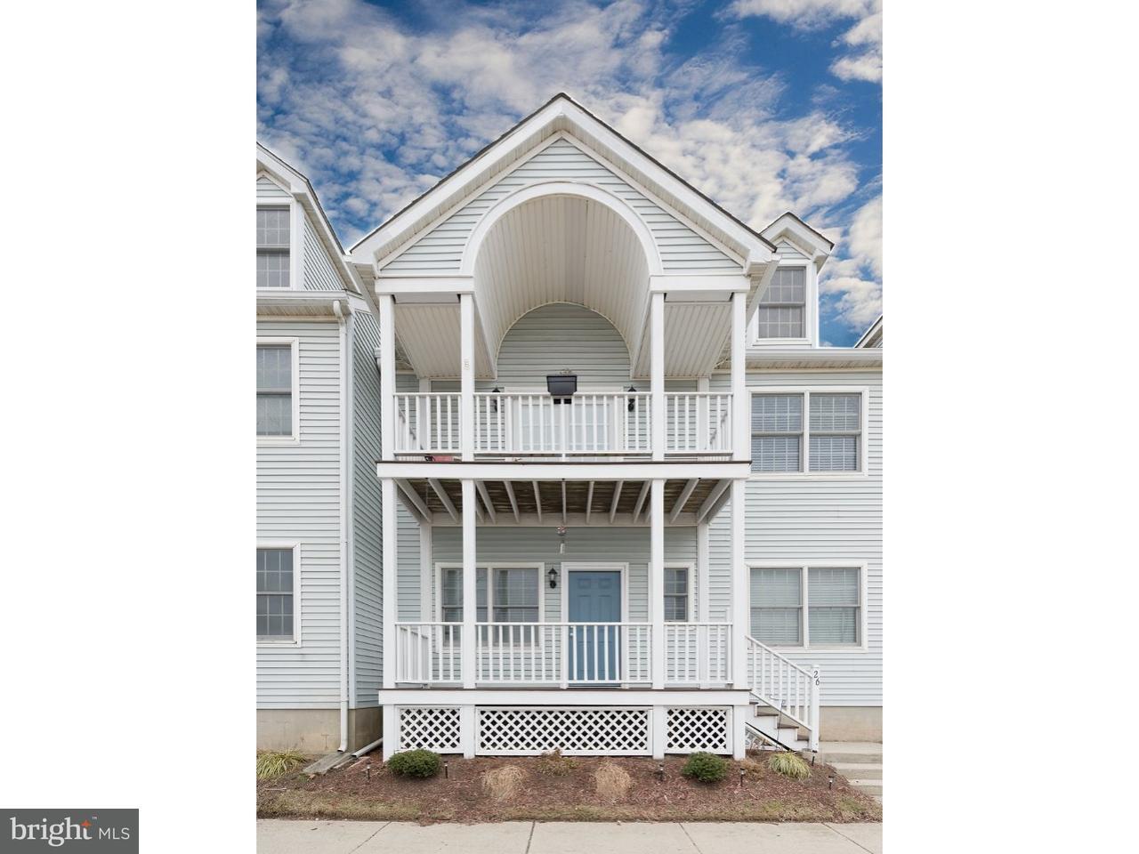 多棟聯建住宅 為 出售 在 26 CLIPPER Court Atlantic City, 新澤西州 08401 美國
