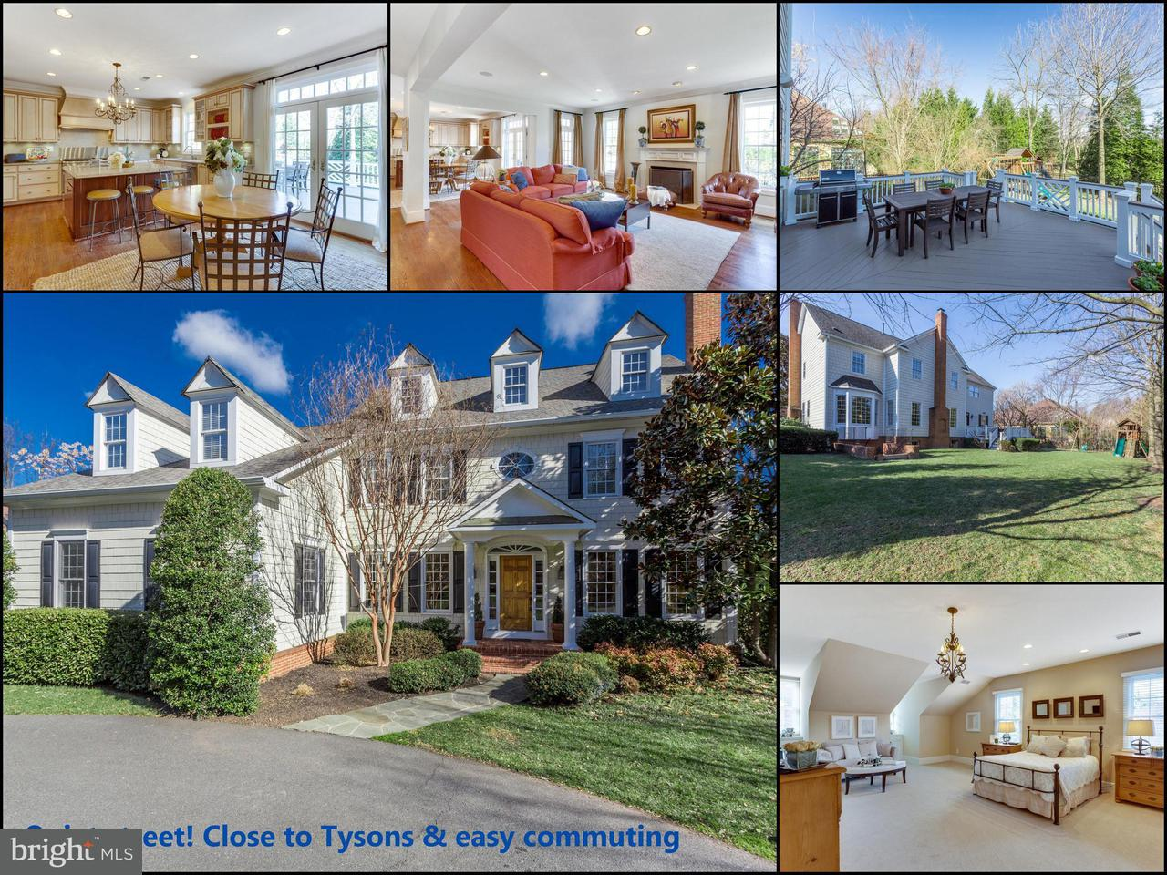 Single Family Home for Sale at 8308 Randwood Street 8308 Randwood Street McLean, Virginia 22102 United States