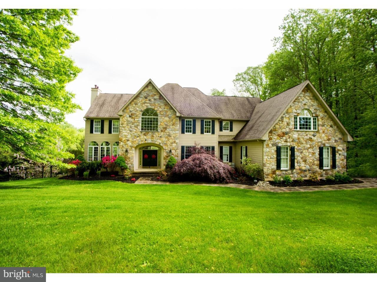 Maison unifamiliale pour l Vente à 8 HONEYSUCKLE Court Glen Mills, Pennsylvanie 19342 États-Unis