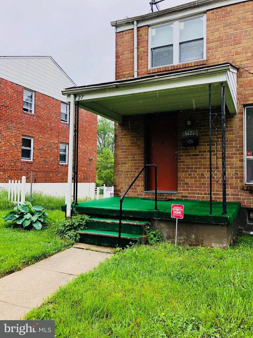 Single Family for Sale at 5827 Arizona Ave Baltimore, Maryland 21206 United States