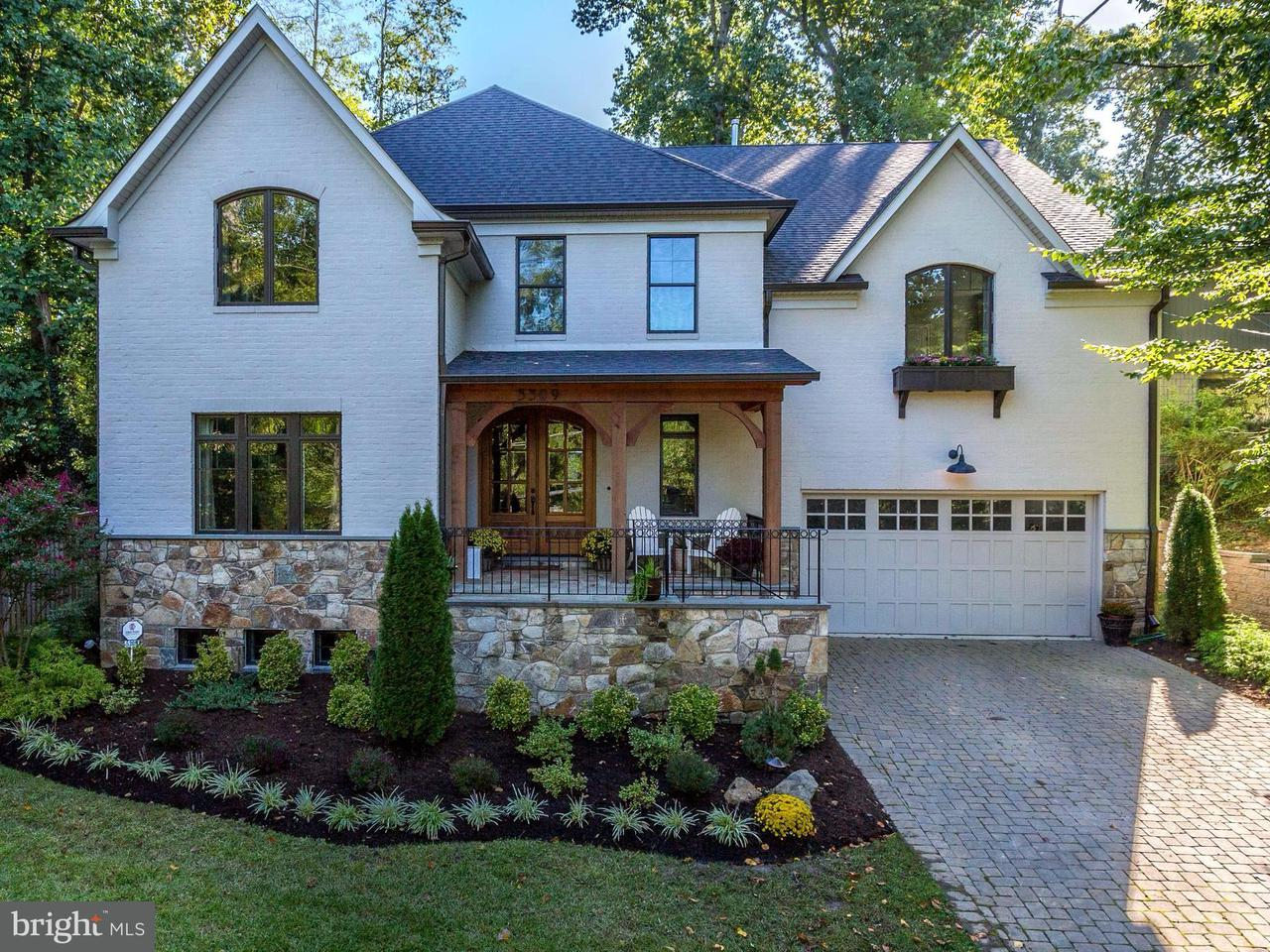 Single Family Home for Sale at 5309 Iroquois Road 5309 Iroquois Road Bethesda, Maryland 20816 United States