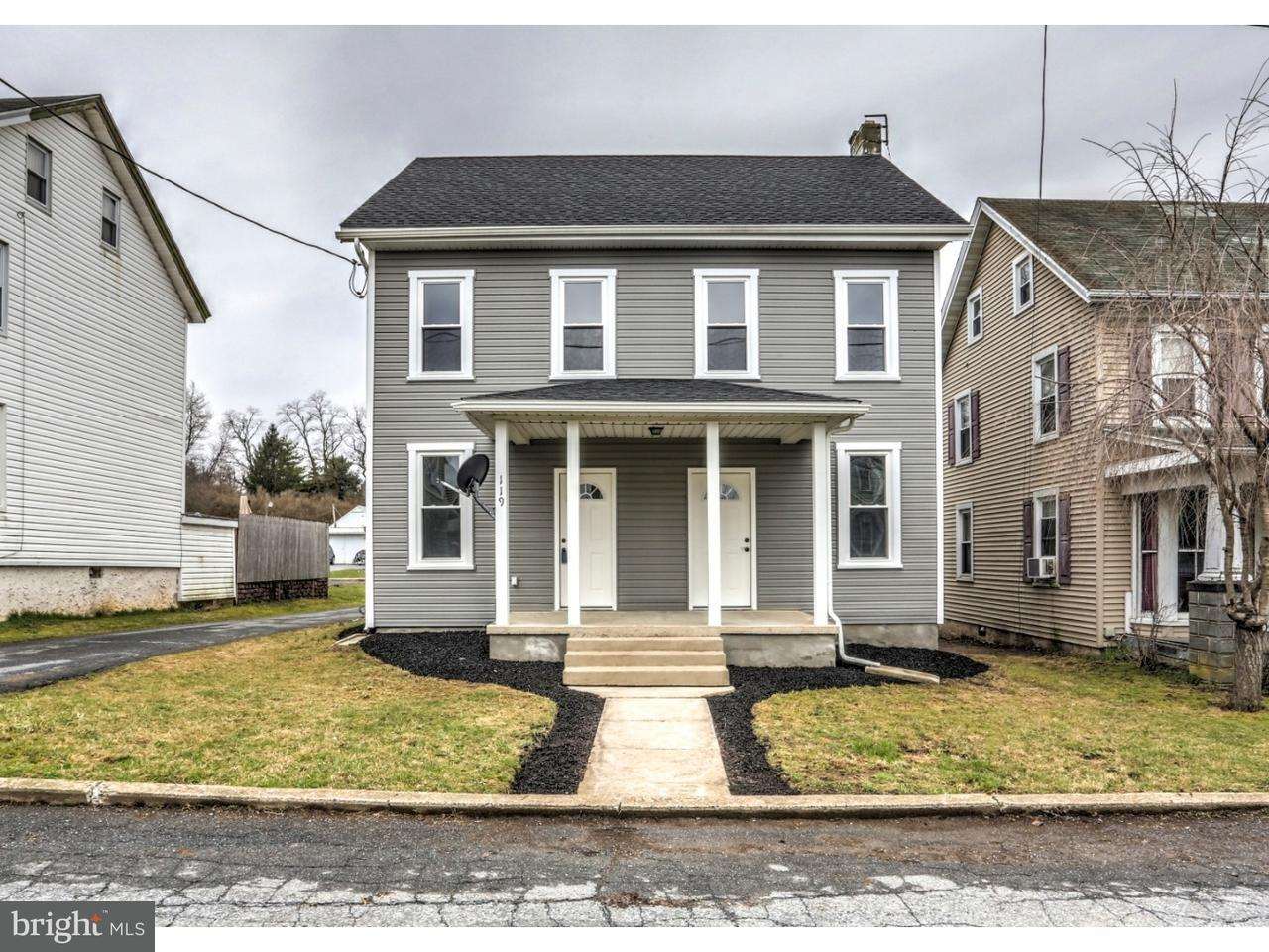 Single Family Home for Sale at 119 SPRING GROVE Road East Earl, Pennsylvania 17519 United States