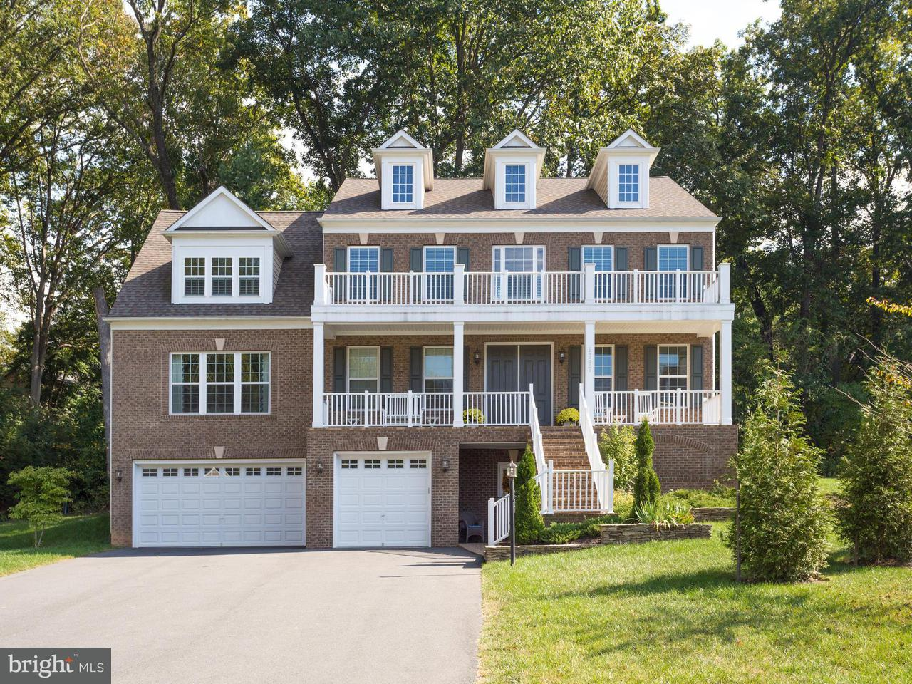 Single Family Home for Sale at 1297 Scotts Run Road 1297 Scotts Run Road McLean, Virginia 22102 United States