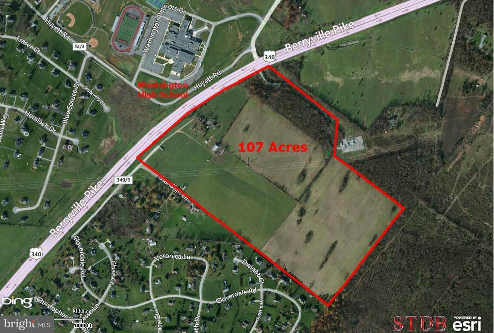 Land for Sale at 53 Star Sign Ln Charles Town, West Virginia 25414 United States