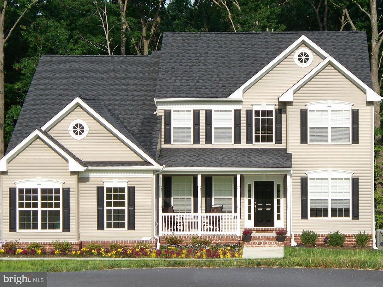 Maison unifamiliale pour l Vente à 1994 Foxwood Lane 1994 Foxwood Lane Lusby, Maryland 20657 États-Unis