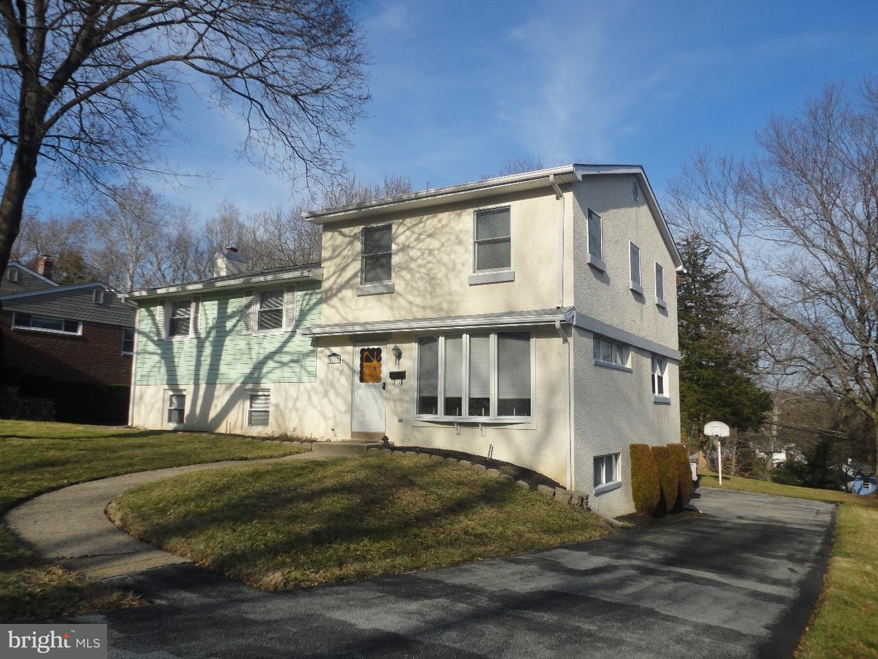Частный односемейный дом для того Продажа на 2787 HIGHLAND Avenue Broomall, Пенсильвания 19008 Соединенные Штаты