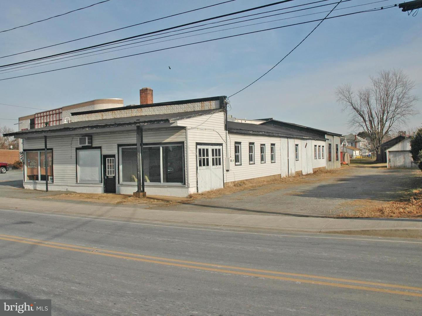 Commercial for Sale at 116 Bohemia Ave Cecilton, Maryland 21913 United States