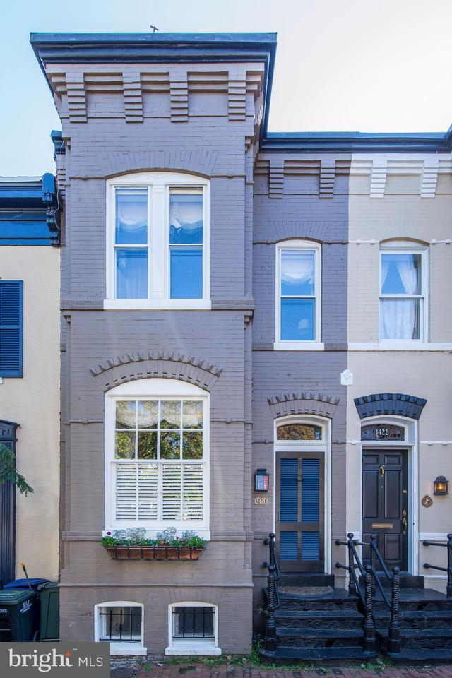Single Family for Sale at 3420 N St NW Washington, District Of Columbia 20007 United States