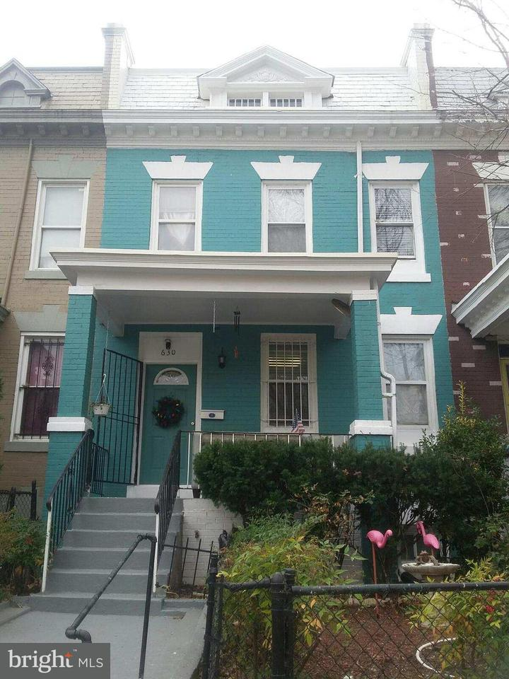 Single Family for Sale at 630 Keefer Pl NW Washington, District Of Columbia 20010 United States