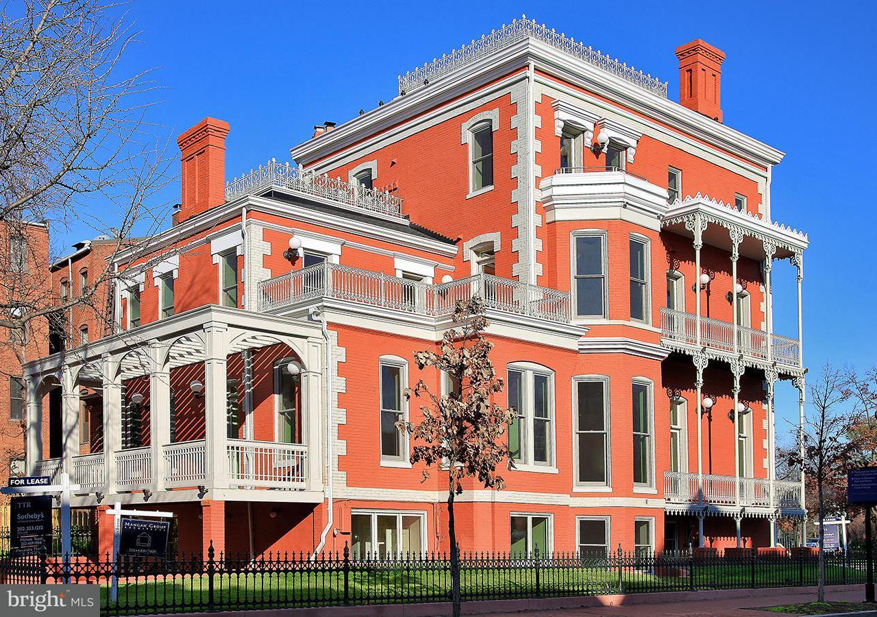 Condominium for Rent at 4 Logan Cir NW #4 Washington, District Of Columbia 20005 United States