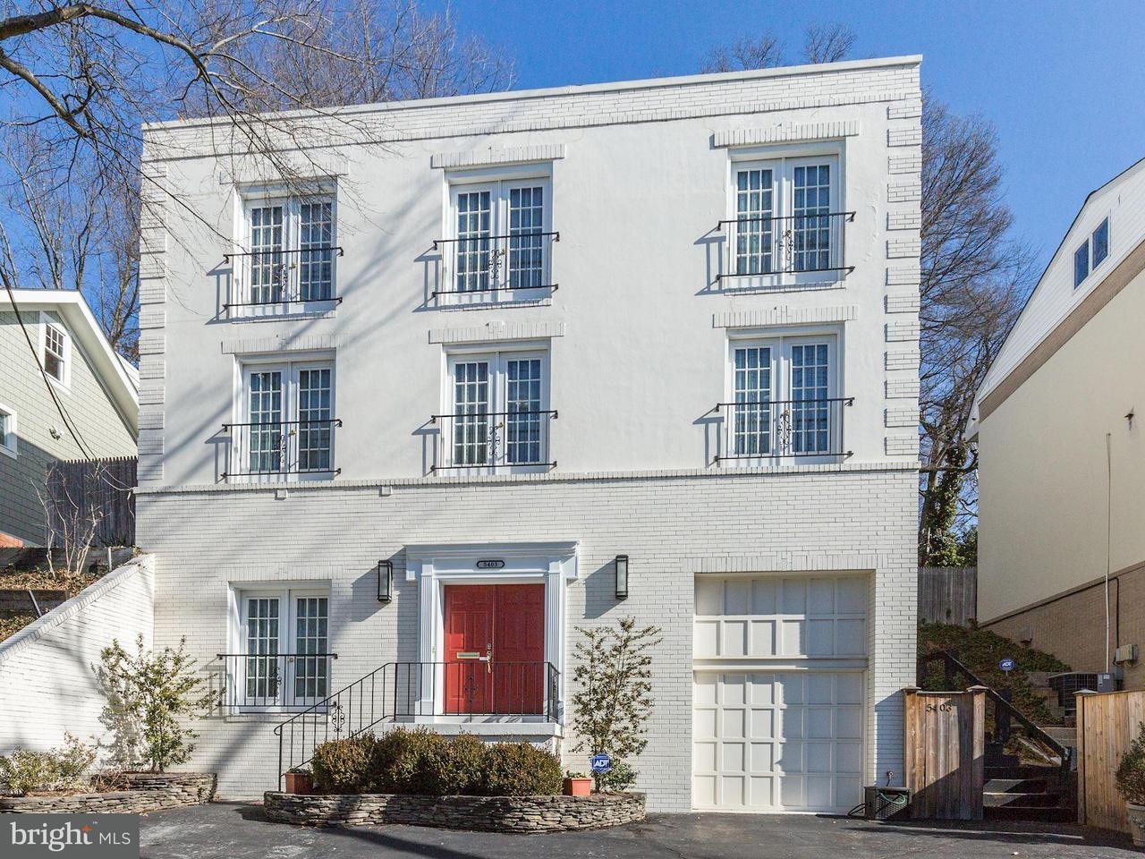 Μονοκατοικία για την Πώληση στο 5403 Macarthur Blvd Nw 5403 Macarthur Blvd Nw Washington, Περιφερεια Τησ Κολουμπια 20016 Ηνωμενεσ Πολιτειεσ