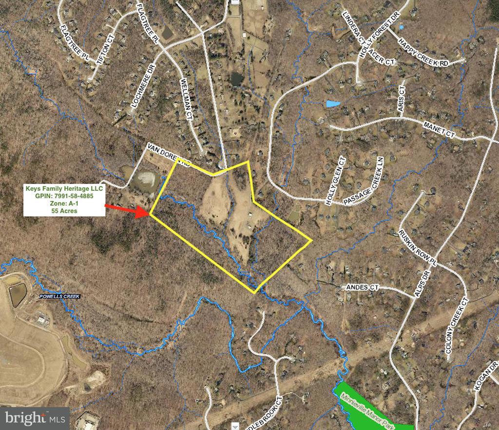 Photo of home for sale at 14220 Van Doren Road, Manassas VA