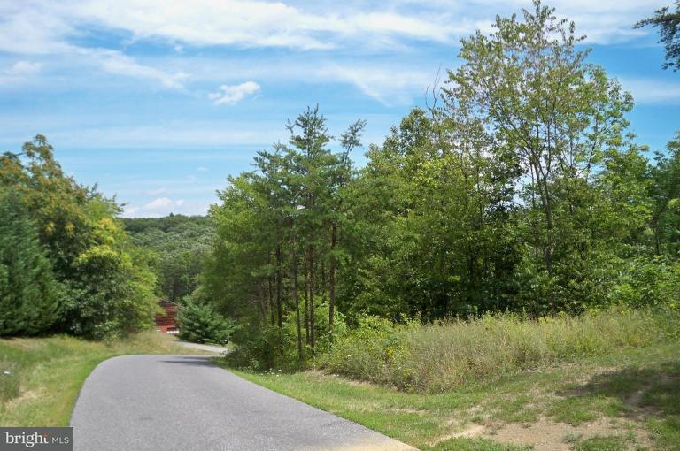 Land for Sale at 25 Weber Ln Berkeley Springs, West Virginia 25411 United States