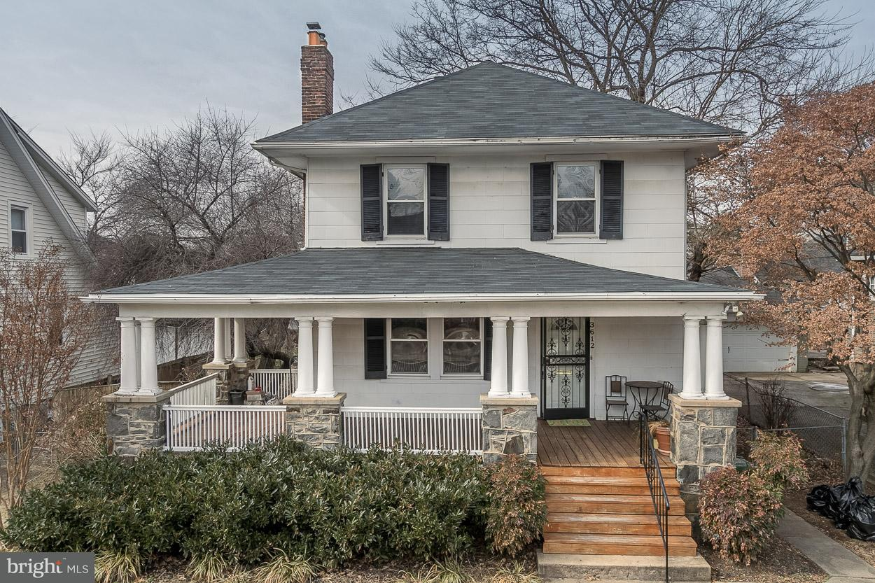 Single Family for Sale at 3612 Cedardale Rd Baltimore, Maryland 21215 United States