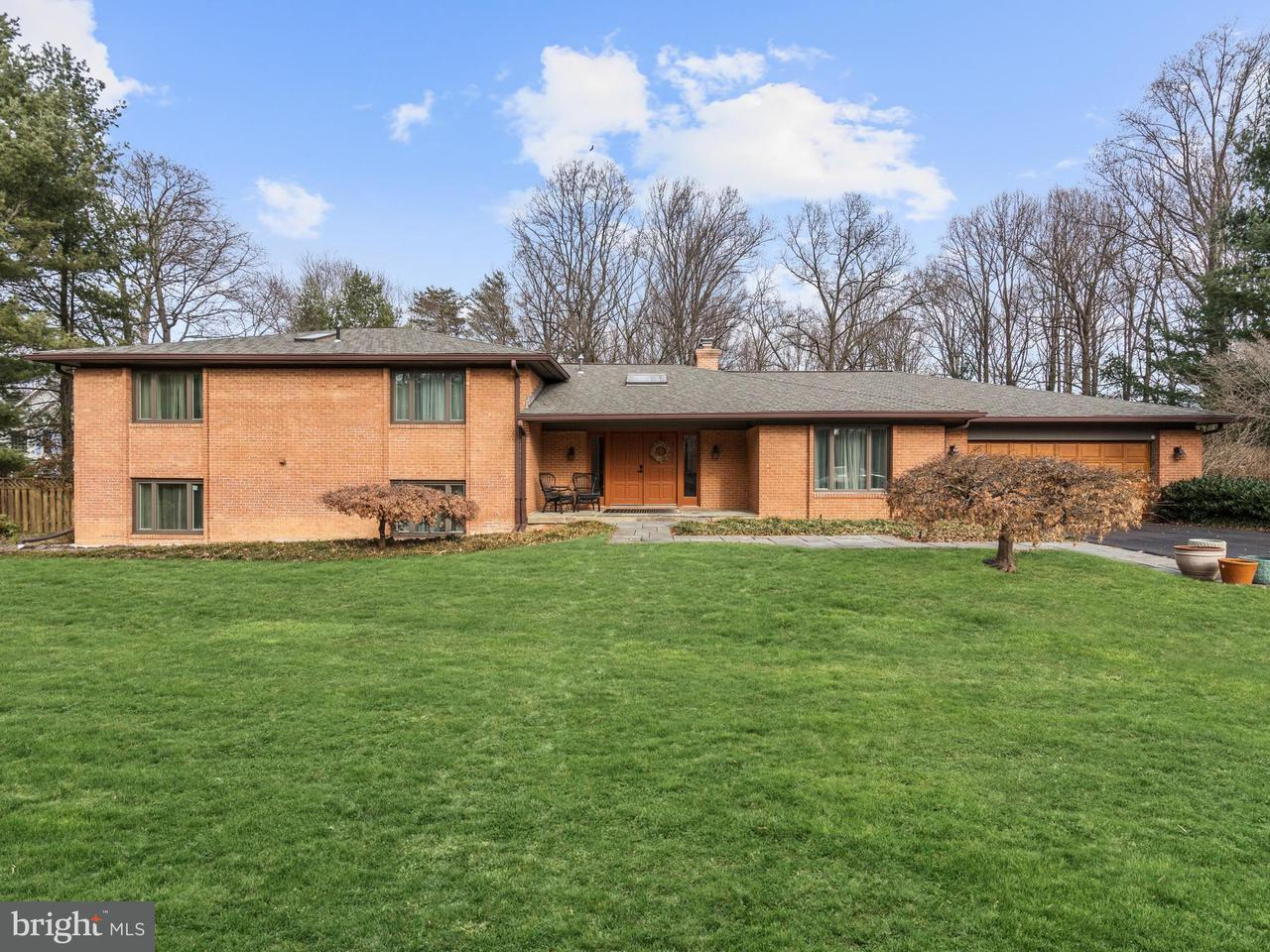 Single Family Home for Sale at 317 Springvale Road 317 Springvale Road Great Falls, Virginia 22066 United States