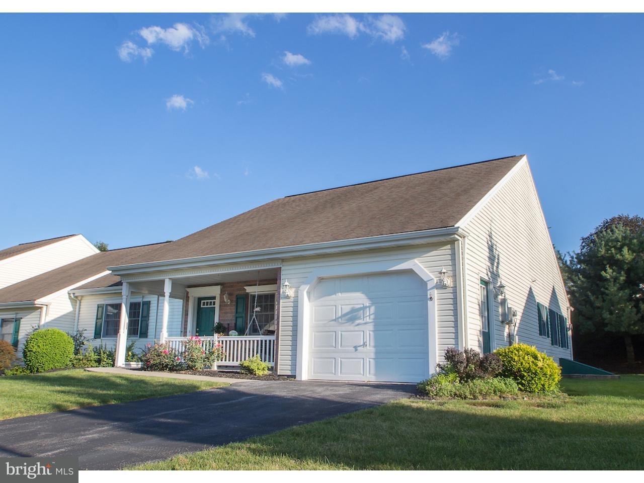 Maison accolée pour l Vente à 2540 SCHOOL HOUSE Lane Narvon, Pennsylvanie 17555 États-Unis