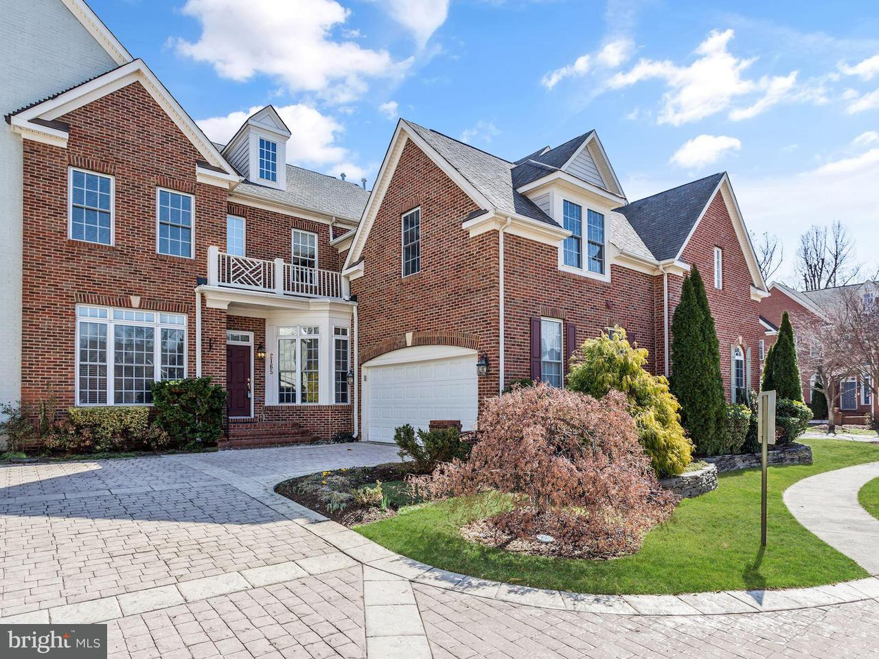 多棟聯建住宅 為 出售 在 2165 Harithy Drive 2165 Harithy Drive Dunn Loring, 弗吉尼亞州 22027 美國