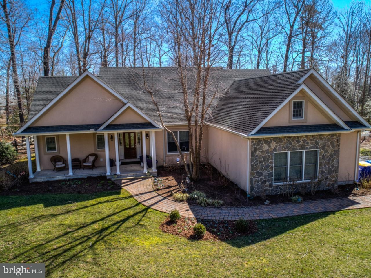 Maison unifamiliale pour l Vente à 29824 FORTUNE Circle Milton, Delaware 19968 États-Unis