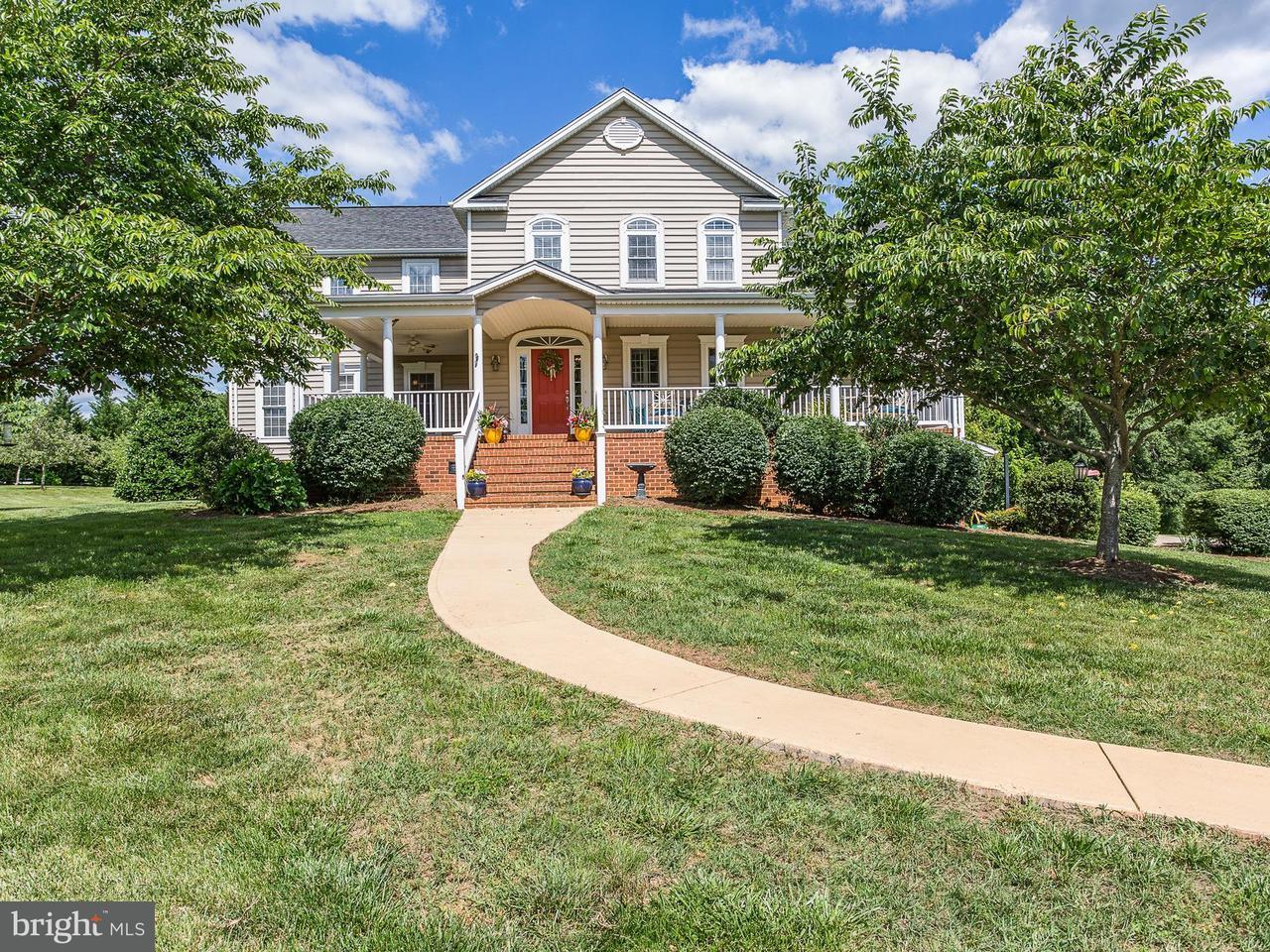 Einfamilienhaus für Verkauf beim 8211 Meadowland Drive 8211 Meadowland Drive Locust Grove, Virginia 22508 Vereinigte Staaten